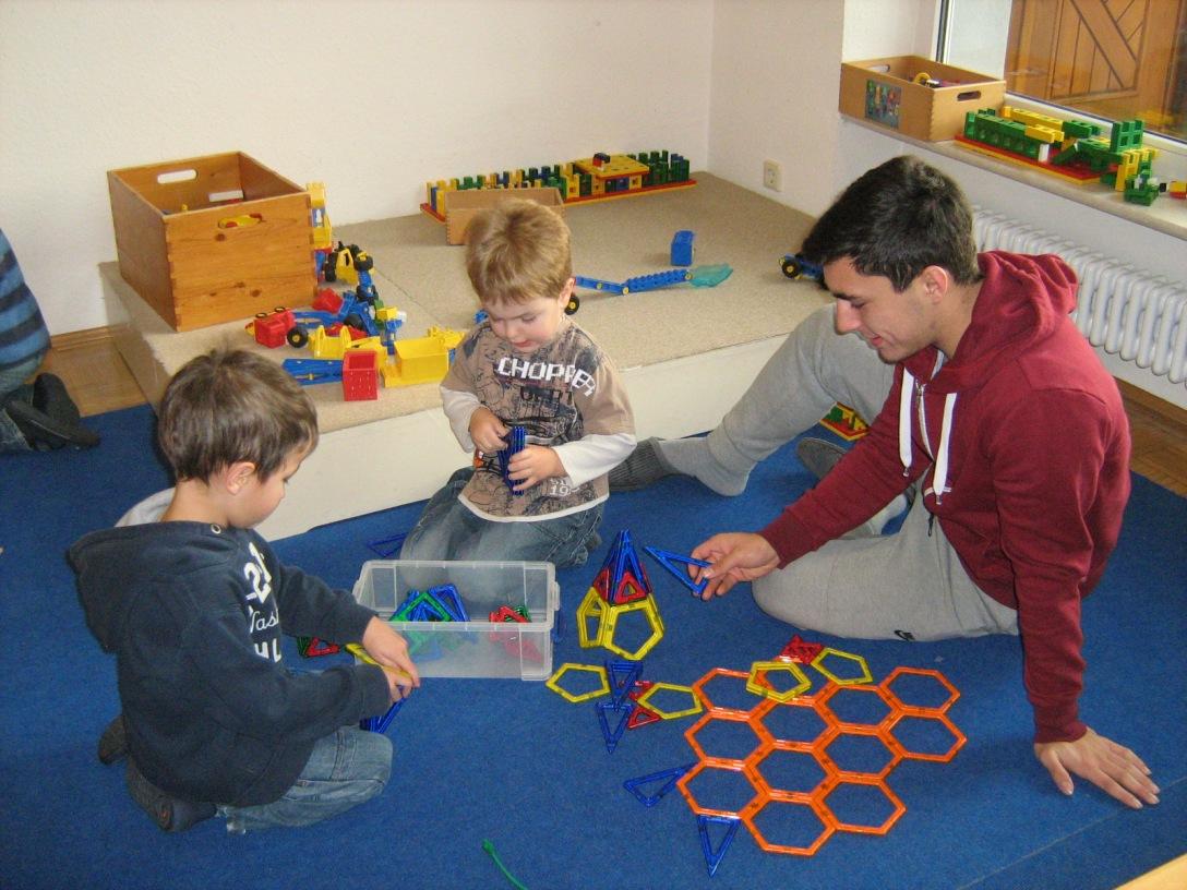 Praktikum fachpraktische Ausbildung Sozialwesen
