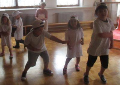 ... Breakdancefieber und Jojo...