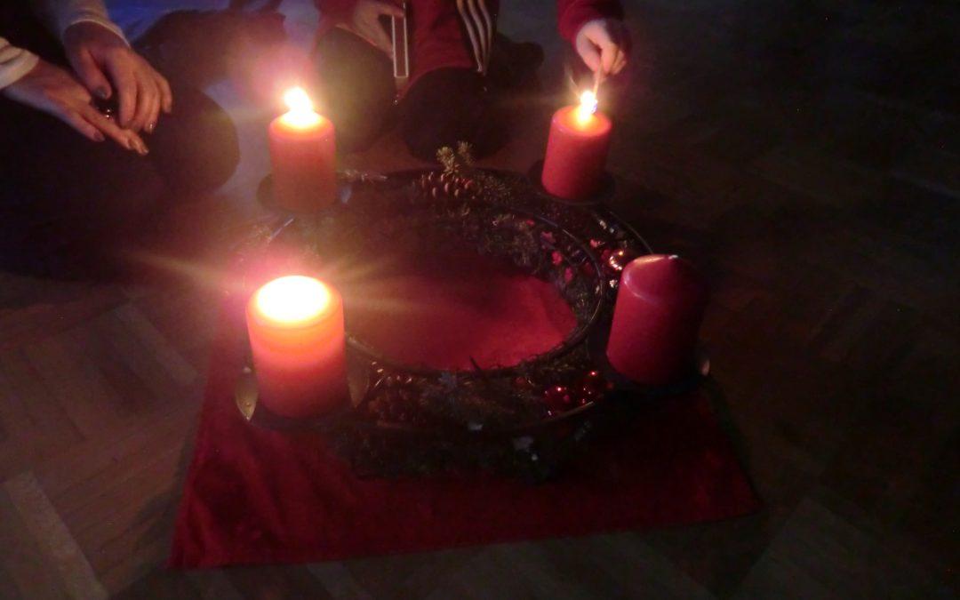 Wir feiern den dritten Advent